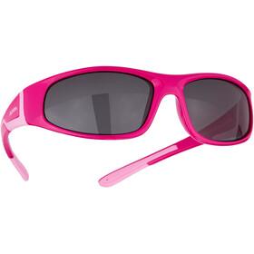 Alpina Flexxy Glasses Kids Pink/Rose/black mirror